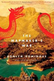 Cover art for THE MAPMAKER'S WAR