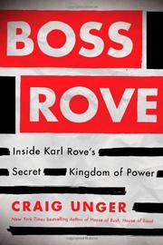 BOSS ROVE by Craig Unger