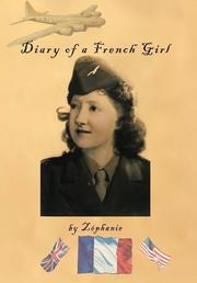 DIARY OF A FRENCH GIRL by Zéphanie
