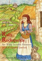 RUBY ROCKSPARKLE by Jean Clemens Loftus