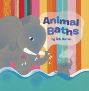 ANIMAL BATHS by Bob Barner