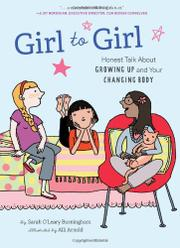 GIRL TO GIRL by Sarah O'Leary Burningham