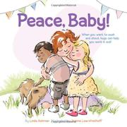 PEACE, BABY by Linda Ashman