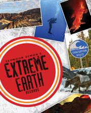 Cover art for SEYMOUR SIMON'S EXTREME EARTH RECORDS