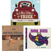 OLD MACDONALD HAD A TRUCK by Steve Goetz
