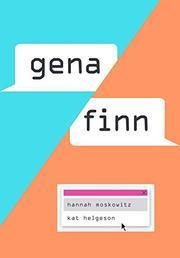GENA/FINN by Hannah Moskowitz