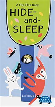 HIDE-AND-SLEEP by Lizi Boyd