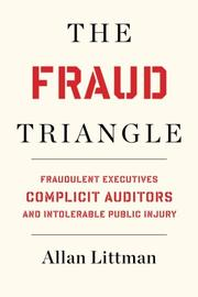 Book Cover for THE FRAUD TRIANGLE