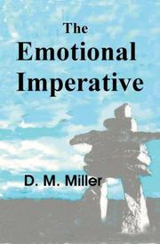 Cover art for THE EMOTIONAL IMPERATIVE