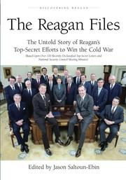 THE REAGAN FILES by Jason Saltoun-Ebin