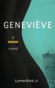 GENEVIÈVE by Lynmar Brock, Jr.