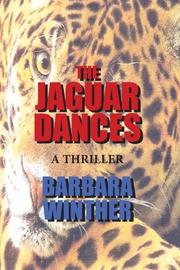 Book Cover for THE JAGUAR DANCES