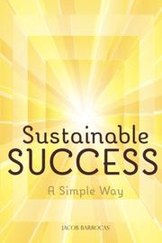 Sustainable Success by Jacob Barrocas