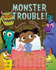MONSTER TROUBLE! by Lane Fredrickson