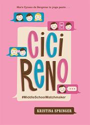CICI RENO by Kristina Springer