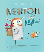 NORTON AND ALPHA by Kristyna Litten