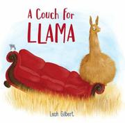 A COUCH FOR LLAMA by Leah Gilbert