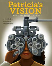 PATRICIA'S VISION by Michelle Lord