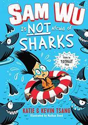 SAM WU IS NOT AFRAID OF SHARKS by Katie Tsang