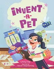 INVENT-A-PET by Vicky Fang