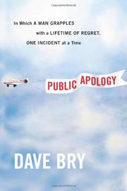 PUBLIC APOLOGY by David Bry
