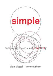 Book Cover for SIMPLE