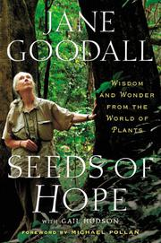 SEEDS OF HOPE by Jane Goodall