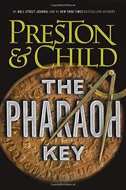 THE PHARAOH KEY by Douglas Preston
