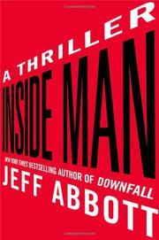 INSIDE MAN by Jeff Abbott