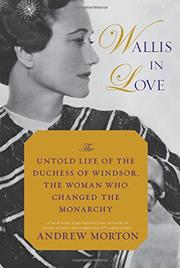WALLIS IN LOVE by Andrew Morton