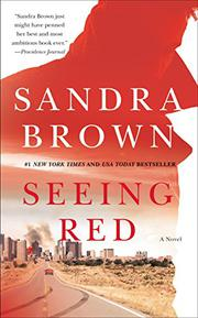 SEEING RED by Sandra Brown