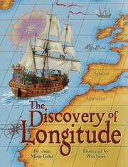 Cover art for THE DISCOVERY OF LONGITUDE