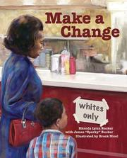 MAKE A CHANGE by Rhonda Lynn Rucker