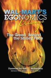 WAL-MART'S EGONOMICS ALWAYS by Charles H. Hood