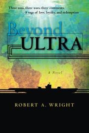 BEYOND ULTRA by Robert A. Wright