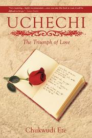 Book Cover for UCHECHI