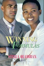 WINNING FORMULAS by Stella Oladiran