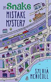 THE SNAKE MISTAKE MYSTERY by Sylvia McNicoll