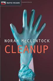 CLEANUP by Norah McClintock