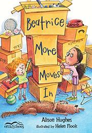 BEATRICE MORE MOVES IN by Alison Hughes