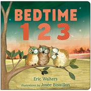 BEDTIME 123 by Eric Walters