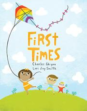 FIRST TIMES by Charles Ghigna