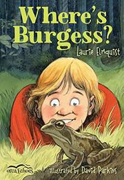 WHERE'S BURGESS? by Laurie Elmquist