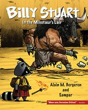 BILLY STUART IN THE MINOTAUR'S LAIR by Alain M. Bergeron