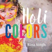 HOLI COLORS by Rina Singh