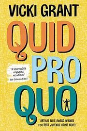QUID PRO QUO by Vicki Grant