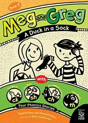 A DUCK AND A SOCK by Elspeth Rae