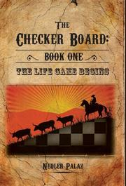 The Checker Board Book 1 by Nedler Palaz