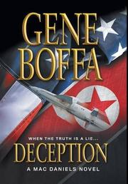 DECEPTION by Gene Boffa