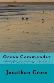 OCEAN COMMANDER by Jonathan Cross